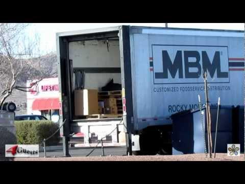 MBM TRANSPORT INC ~ TRUCKING
