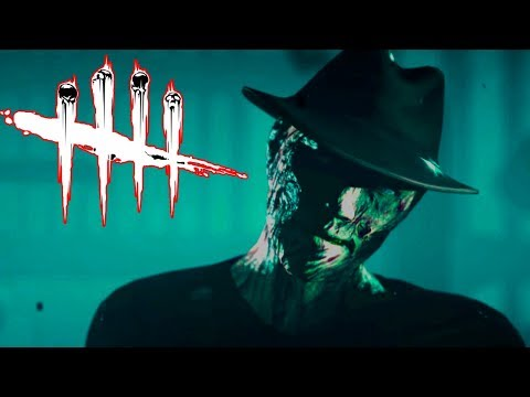 Маньяк Фредди Крюгер Dead by Daylight! The Alex Play - Круче Horrorfield