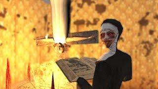 Granny vs Böse Nonne vs Slendrina lustige animation-Teil 35