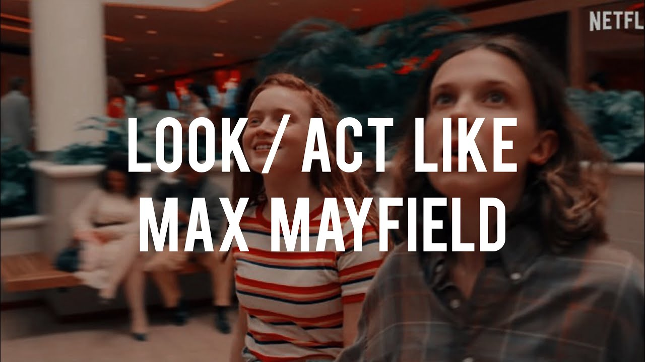 look/act like max mayfield (stranger things) • forced subliminal