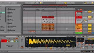 Ableton Template Project - Piano Future House - Alex Menco