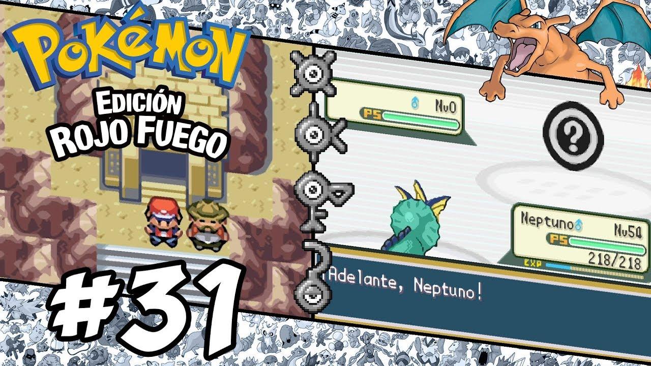 Guía Pokémon Rojo Fuego 31 Isla Setima Torre Desafió Cañón Setano Y Ruinas Sete Youtube