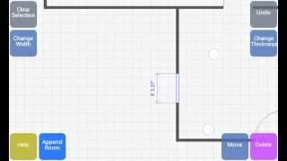 Inard Floor Plan - Append Room