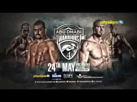 Abu Dhabi Warriors 4