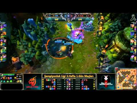 TCL Summer 2014 W3D1: Wild Fire e-Sports Club vs Big Plays Incorporated (17.05.2014)