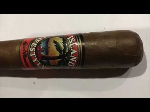 Island Lifestyle Sun Grown Cigar Review