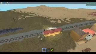 Roblox Western: The need for a train