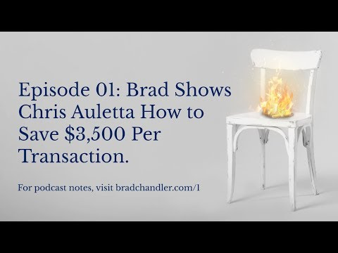 REIHS Episode 1: How to Save $3,500 Per Transaction, with Chris Auletta