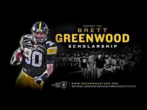 Support the Brett Greenwood Scholarship
