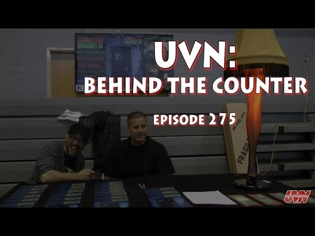 UVN: Behind the Counter 275