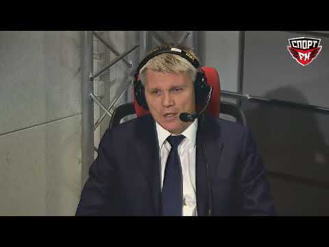 Павел Колобков в гостях у Спорт FM
