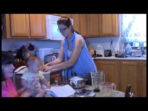 Homesteading Skills: Canning - Apple Butter With Ball Recipe  By Karen
