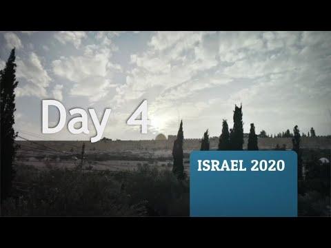 Calvary Chapel Fluvanna Israel Trip 2020 - Day 4