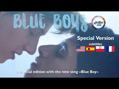 Blue Boys - Meninos Tristes (Straylands Version) English Spanish Subtitles Gay Short Film