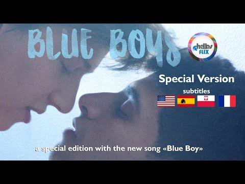 Blue Boys - Meninos Tristes (Straylands Version) French English Spanish Subtitles Gay Short Film