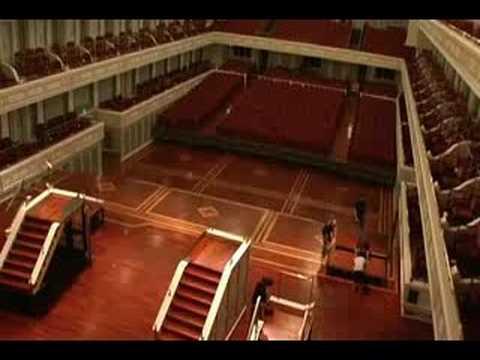 Schermerhorn Symphony Center - Floor Flip