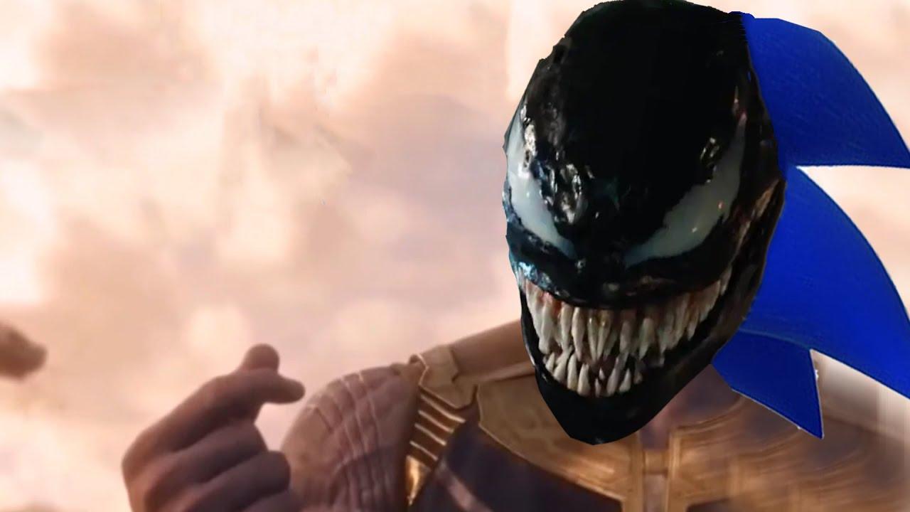 Sonic vs Venom Rap Battle (Sonic Movie Spiderman Venom 2 Parody)