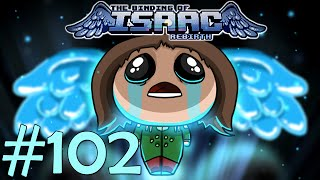 The Binding of Isaac: Rebirth + webcam [Episode 102]