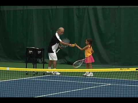 Youth Tennis - Ages 7 & 8: Six Serve Options