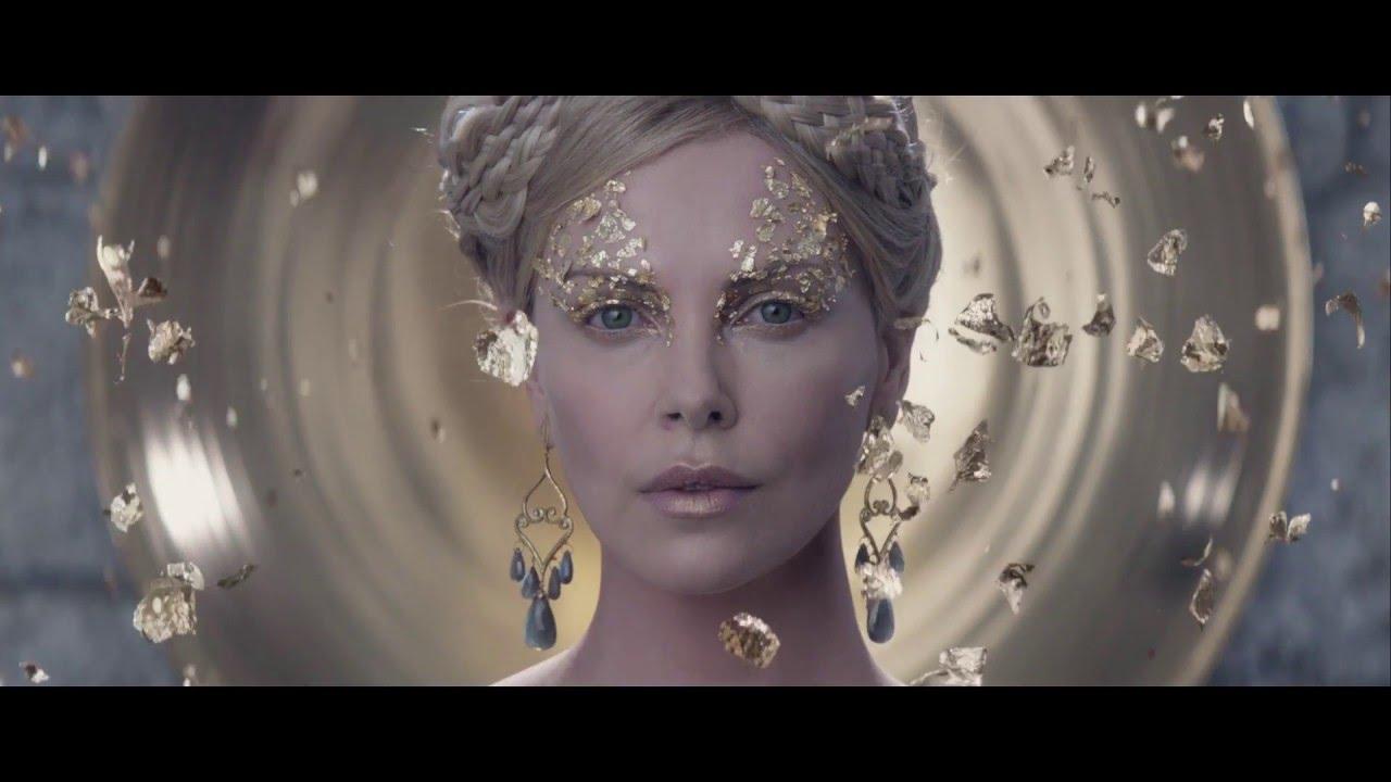 O Caçador e a Rainha do Gelo - Freya conjura sua irmã Ravenna