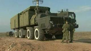 "S-300 missile destroys ""enemy fighter"" at Ashuluk"