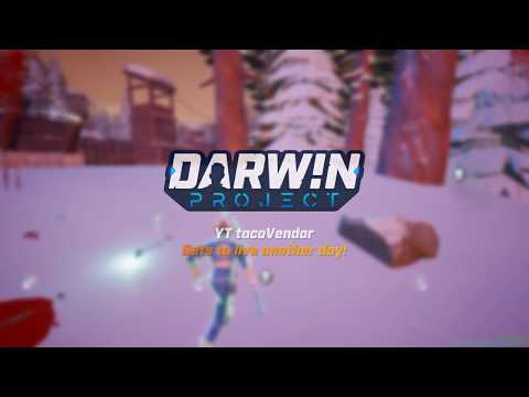 What 200 hours of Darwin Project looks like