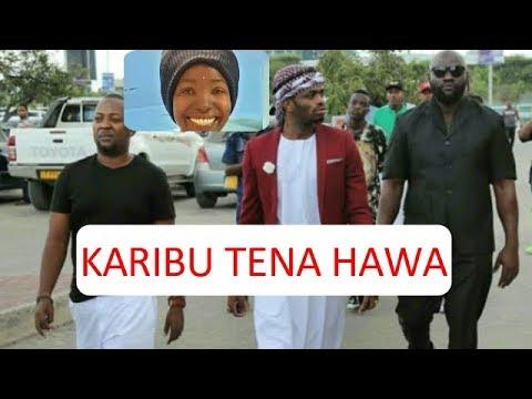 Hatimaye Hawa Kurejea Nchini TANZANIA Diamond Ashindwa Kujizua Furaha