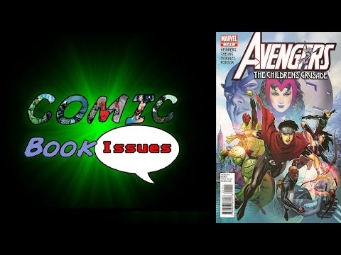 Comic Book Issues - Avengers: The Children's Crusade
