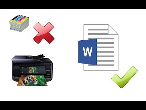 How To Scan Documents On A Printer Without Ink Or Ink