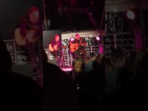 Sting and Chris Cornell EB Charity Show Mailbu 2017