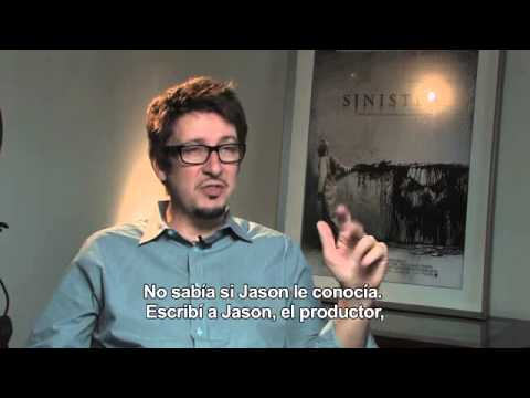 Scott Derrickson (Director de SINISTER) - Entrevista exclusiva para Notodo