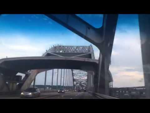 Bridge from Davenport to Rock Island