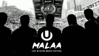 malaa live ultra music festival miami 2017