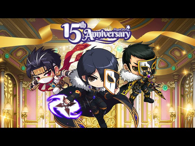 [MapleStorySEA] This is what happened after our 14th Anniversary..!