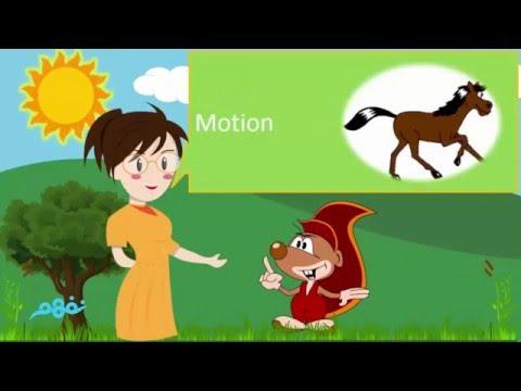 The importance of sunlight To Living organisms - علوم لغات - للصف الرابع الإبتدائي - نفهم