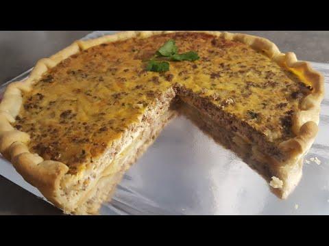 ♡♡-recette-de-quiche-À-la-viande-hachÉe-♡♡-facile-et-rapide-(-cuisine-erika-)