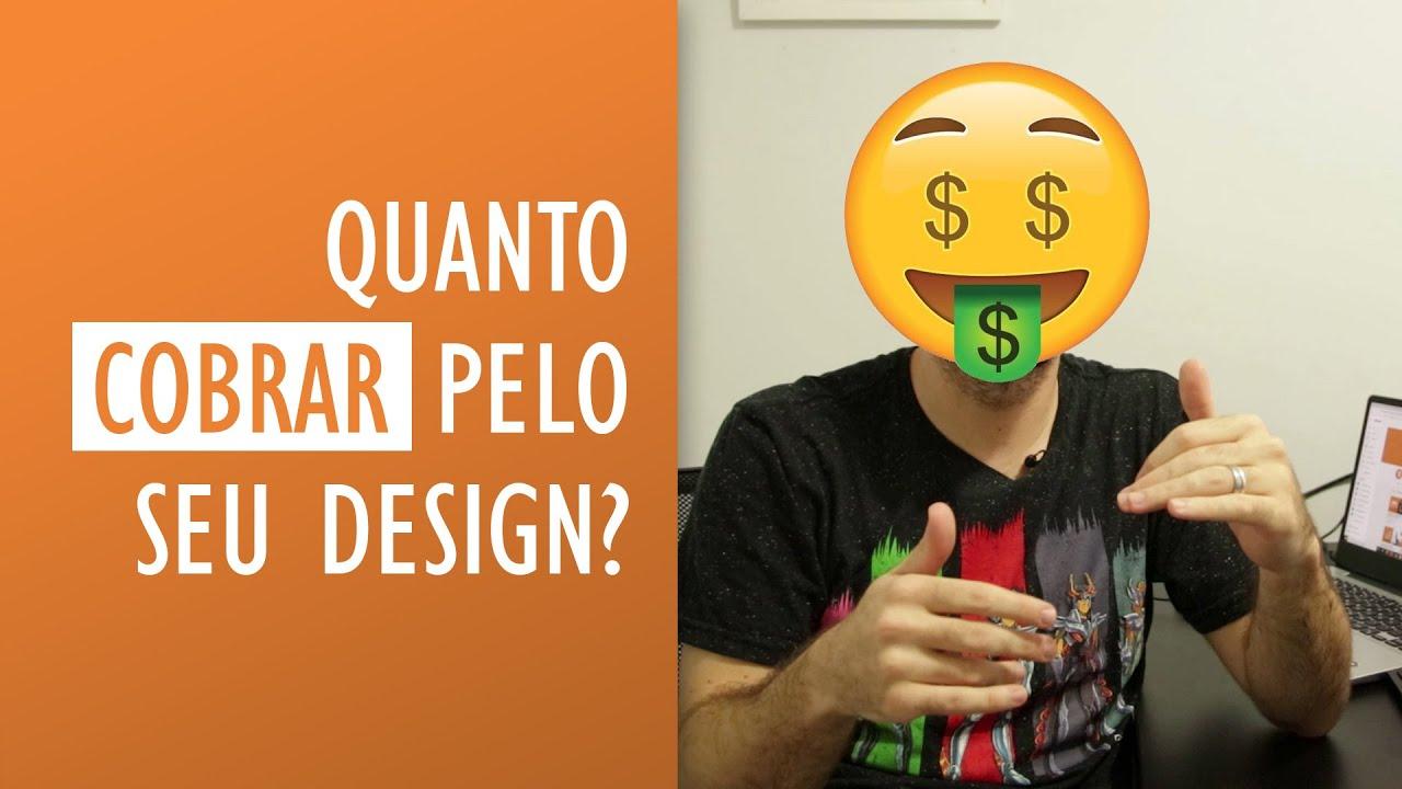 Quanto cobrar pelo seu design?