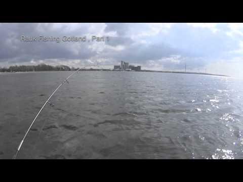 Rauk Fishing Gotland, Part 1