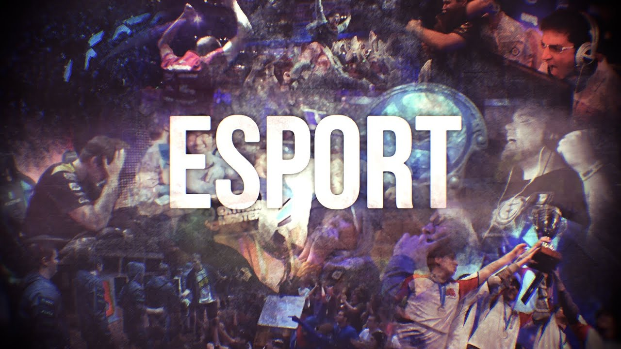 Speed Art: eSport - YouTube