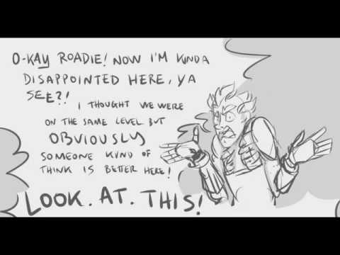 Overwatch Comic Dub - He Forgets