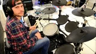 Killswitch Engage My Curse - E Drum Cover