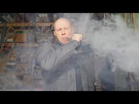 Самодельная дрипка (мехмод электронная сигарета) ч3