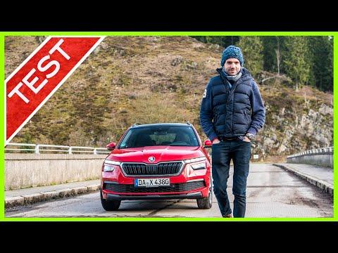 "Skoda Kamiq 1.0 ""Style"" (2020): Der Bessere VW T-Cross? Fahrbericht | Review | Vergleich"