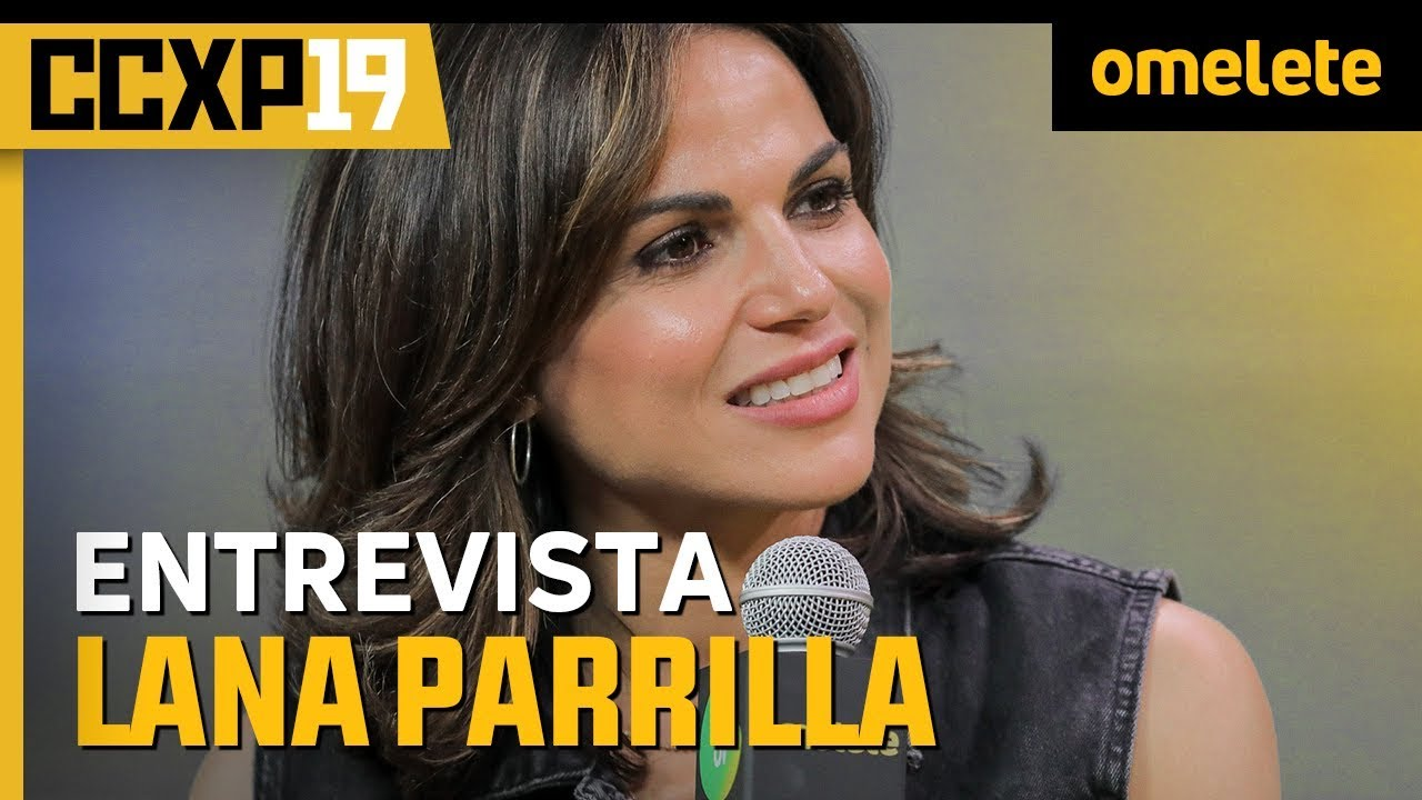 A Rainha Ma Da Ccxp19 Lana Parrilla Youtube The audience asked, # ccxp19. a rainha ma da ccxp19 lana parrilla