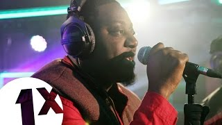 sway performs stream it in the 1xtra live lounge