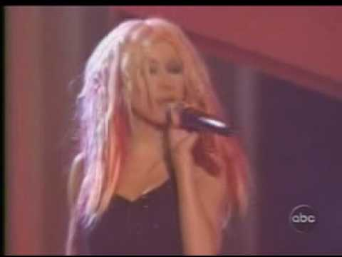 Christina Aguilera - All Right Now (Live)
