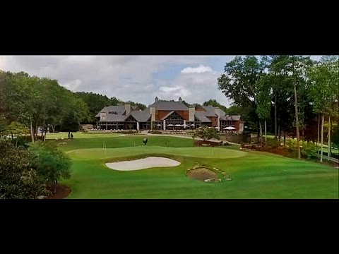 The NEW Golf Club of Georgia | City of Alpharetta, GA