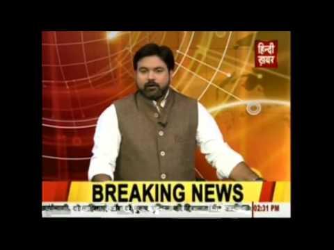 ViVek Ramnani exclusive  of  Rita Bahuguna Joshi only on hindi khabat