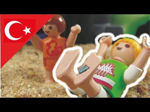 Playmobil Türkçe Cam Parçası - Hauser Ailesi - Çocuk Filmi