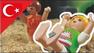 Playmobil Türkçe Cam Parçası  Hauser Ailesi  Çocuk filmi